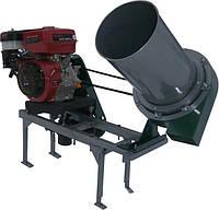 Измельчитель сена и соломы Ярило (80 кг/час) с приводом под двигатель (без двигателя)