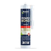 Клей герметик акриловый для бетона, пластика, резины Bostik Power Bond, 0,31 л