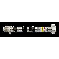 Нержавеющий Шланг Fado Газ НВ 1/2''  100см