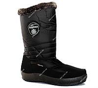 Жіночі зимові чоботи дутики теплі, зручні (ПР-211)