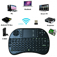 Беспроводная USB клавиатура Mini Keyboard RT-MW K08