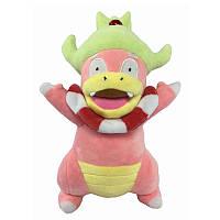 Мягкие плюшевые игрушки Покемон Slowking 25 см., фото 1