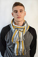 Классический зимний шарфик
