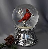 "Снежный шар ""Кардинал"""