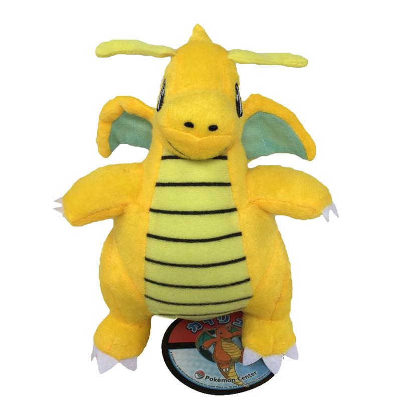 Мягкие плюшевые игрушки Покемон Dragonite 23 см.