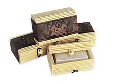 Натуральный солевой дезодорант Chandi в бамбуковой коробке, 80г