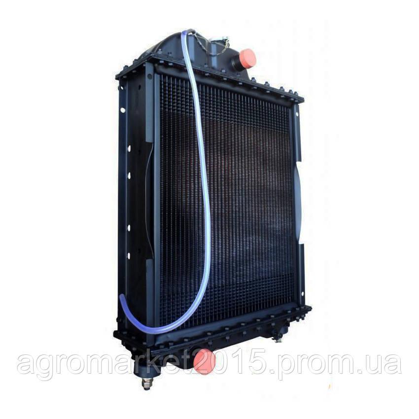 Радиатор МТЗ 70У-1301010 (5-ти ряд) латунный