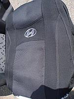Авточехлы NIKA HYUNDAI i30 FD 2007-12 автомобильные модельные чехлы на для сиденья сидений салона HYUNDAI ХУНДАЙ Хендай i30