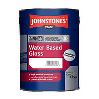 Акриловая Эмаль Johnstone`s Water Based Gloss