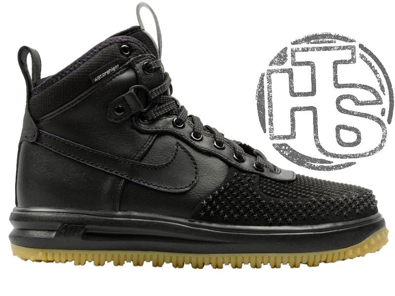 d7b4955f Мужские кроссовки Nike Lunar Force 1 Duckboot Black 805899-003 -  Интернет-магазин