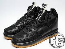 Мужские кроссовки Nike Lunar Force 1 Duckboot Black 805899-003, фото 2