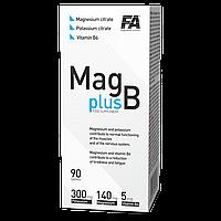 FA Nutrition Mag Plus B 90 tabs