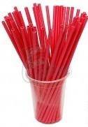 Палички пластикові червоні для Кейк-попсів, льодяників, ціна за 1 шт