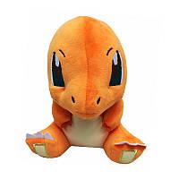 Мягкие плюшевые игрушки Покемон Charmander 30 см., фото 1