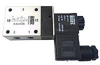 "Клапан електромагнітний Brinkmann G1/8"" (NC) geschlossen"