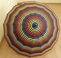 Женский зонт трость на 16 спиц Star Rain (3 расцветки)
