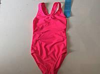Купальник спортивный для плавания для девочек ростом 155 см.