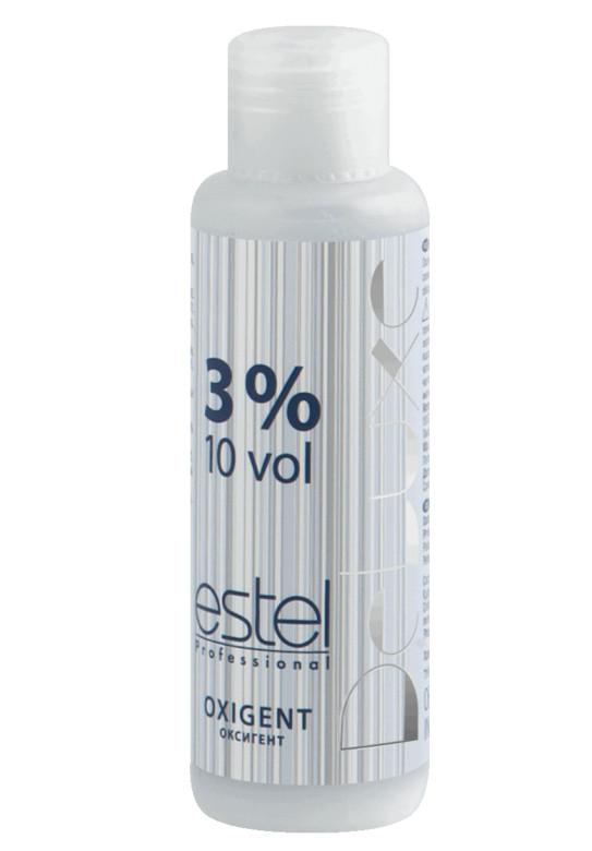 Оксигент Estel De Luxe 3 %, 60 мл