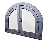 Дверцы чугунные Н1617 (595x480)
