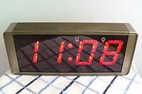 Часы электронные Led Digital Clock LX-05L (LED индикация)