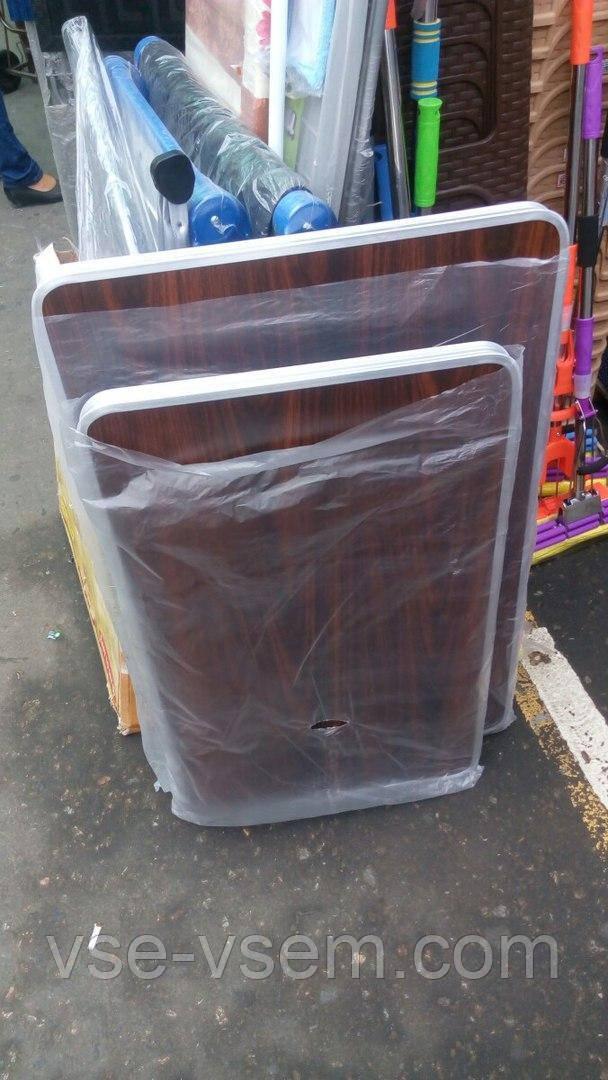 Стіл для пікніка без стільців (складаний стіл - валіза)