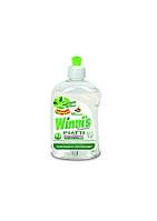 Гипоалергенное концентрированное средство для мытья посуды  Winni's Piatti Concentrato Aloe 500ml