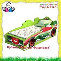 Детская кровать-машина  Франческо