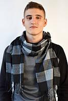 Класический осенне-зимний шарфик