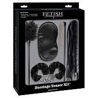 Секс набор интим игрушек Fetish Fantasy Набор БДСМ Bondage Teazer Kit Fetish Fantasy | Секс шоп - интим магазин Импери.