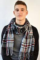 Ультра модный шарфик с бахрамой