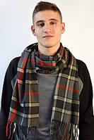 Современный мужской шарф