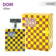 Мужская туалетная вода Nucos Homme - Doir