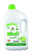 Гіпоалергенна засіб для миття посуду Madel Winni's Piatti Lime 5000 ml