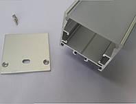 LED профиль SL36 для светодиодной ленты с рассеивателем, фото 1