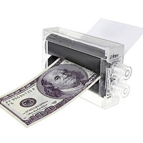 Фокус - Машинка для печати денег, фото 2
