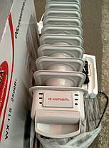 Обогреватель масляный напольный WimpeX WX-9S 2000W (9 секций), фото 2