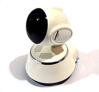 WI-FI IP-камера DL- V3 new (1.0MP - 1280*720P,  инфракрасное ночное видение, с вращением, поддержка TF) dl