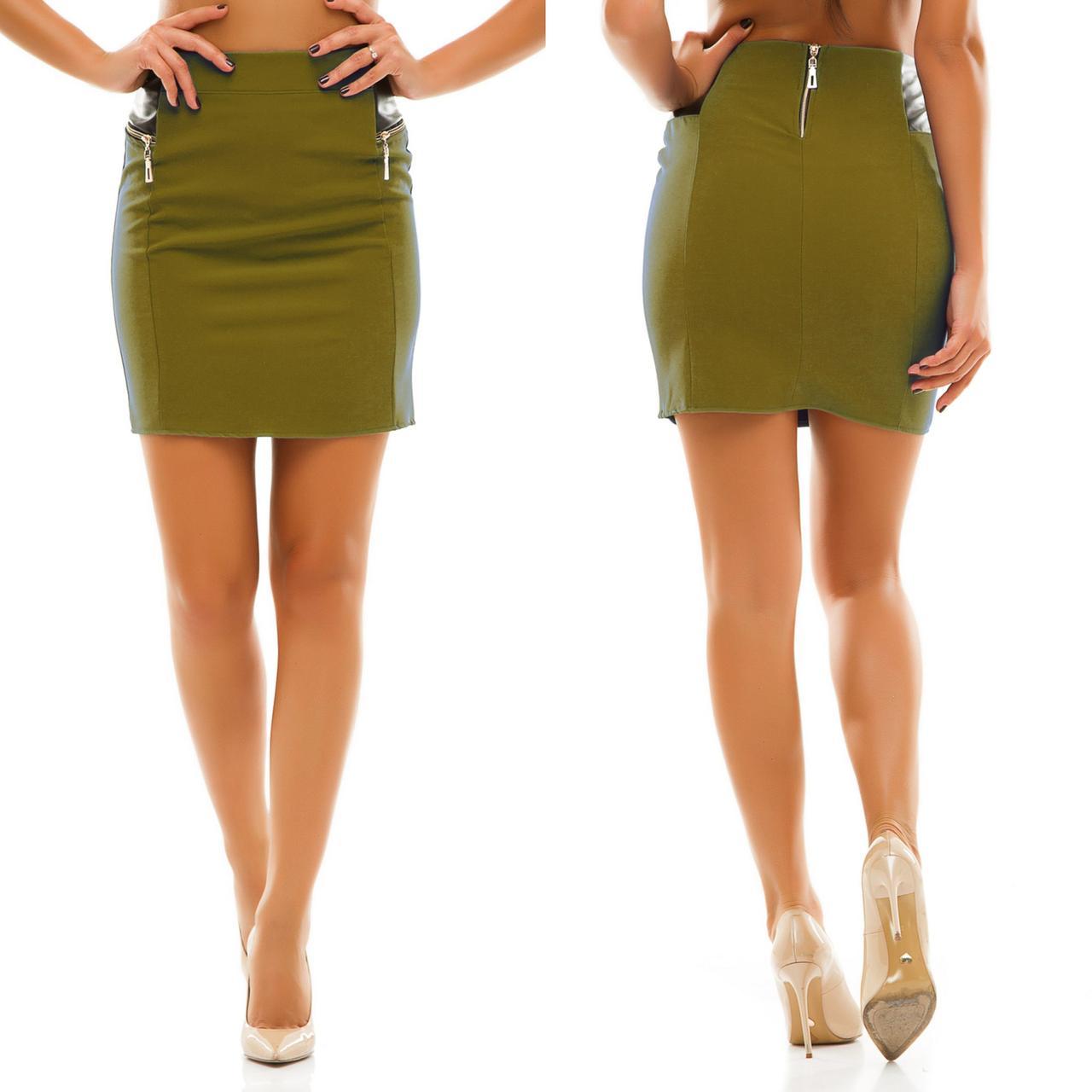 316db0fdca6 Красивая женская мини юбка - Enigma Shop интернет-магазин женской одежды в  Одессе