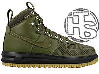 Мужские кроссовки Nike Lunar Force 1 Duckboot Green 805899-008
