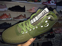 Мужские кроссовки реплика Nike Lunar Force 1 Duckboot Green 805899-008, фото 3