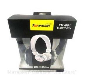 Bluetooth наушники Tymed TM-001+MP3 плеер+FM радио, фото 3