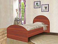 Кровать детская без фотопечати 120*190 см, яблоня локарно