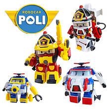 Трансформер Robo Car Poli Roy Action Pack (Space) 83313