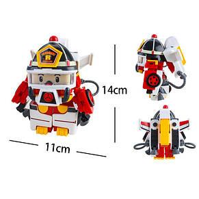 Трансформер Robo Car Poli Roy Action Pack (Space) 83313, фото 2