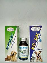 Антимикробные, противовоспалительные, антиаллергенные и ранозаживляющие средства