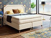 Кровать Continental Royal с 2-мя матрасами