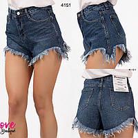 Женские короткие джинсовые шорты #270