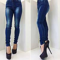 Женские стрейчевые джинсы узкие Польша, фото 1