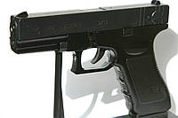 Зажигалка в виде пистолета Глок