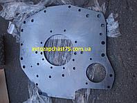 Плита под стартер (лист задний ) МТЗ, Газ, МАЗ 4370, Паз,  Д 240, Д 243 ( Руслан комплект, Украина)